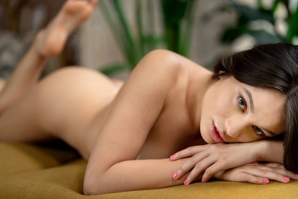 Liv Wild: A Luscious Brunette Pornstar
