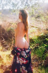 TopSiteCam Ashley Lane booty reveal