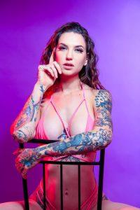 Topsitecam Rocky Emerson pink lingerie